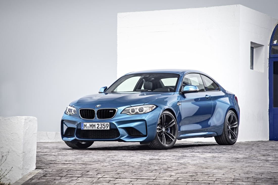 BMW M2 : Pour la piste ! - Photo n°1