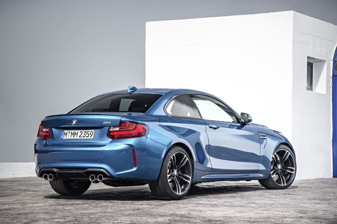 BMW M2 : Pour la piste ! - Photo n°2