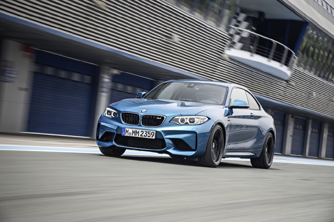 BMW M2 : Pour la piste ! - Photo n°16