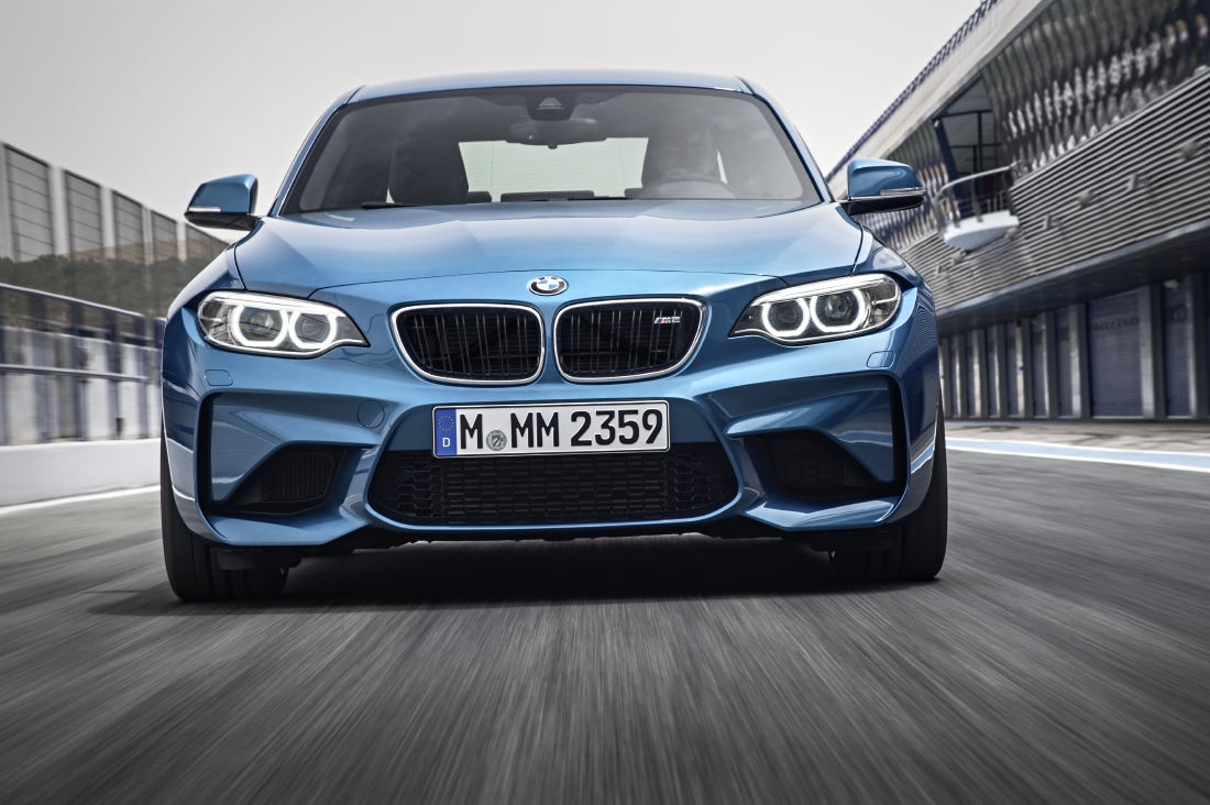 BMW M2 : Pour la piste ! - Photo n°18