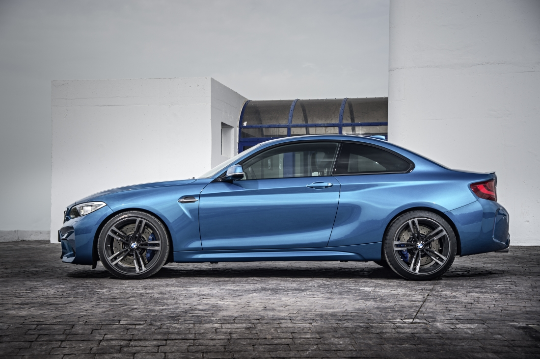 BMW M2 : Pour la piste ! - Photo n°3
