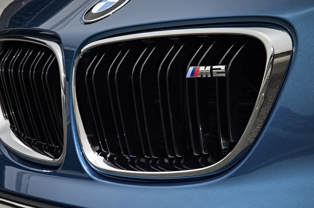 BMW M2 : Pour la piste ! - Photo n°6