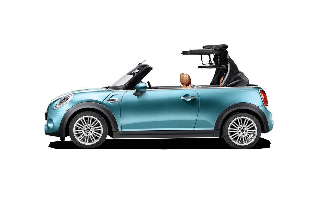 Une nouvelle Mini Cabrio - Photo n°1