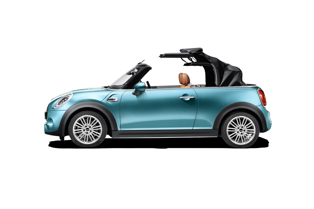 Une nouvelle Mini Cabrio - Photo n°2