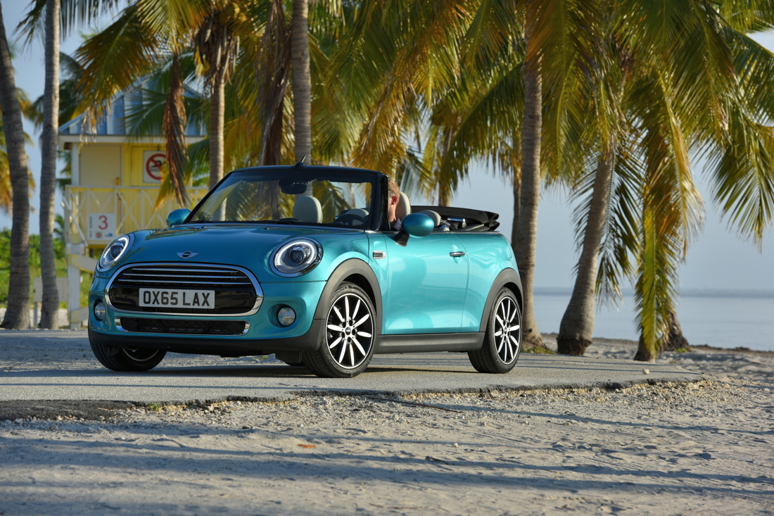 Une nouvelle Mini Cabrio - Photo n°12