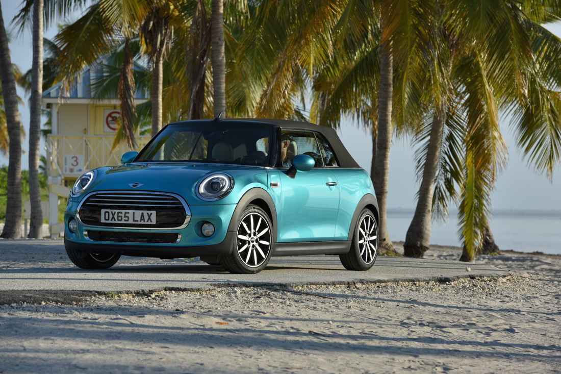 Une nouvelle Mini Cabrio - Photo n°13