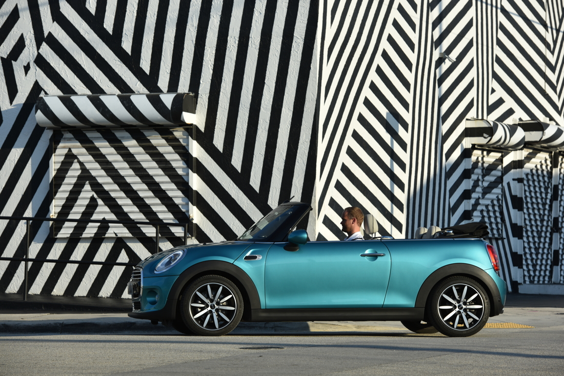 Une nouvelle Mini Cabrio - Photo n°14