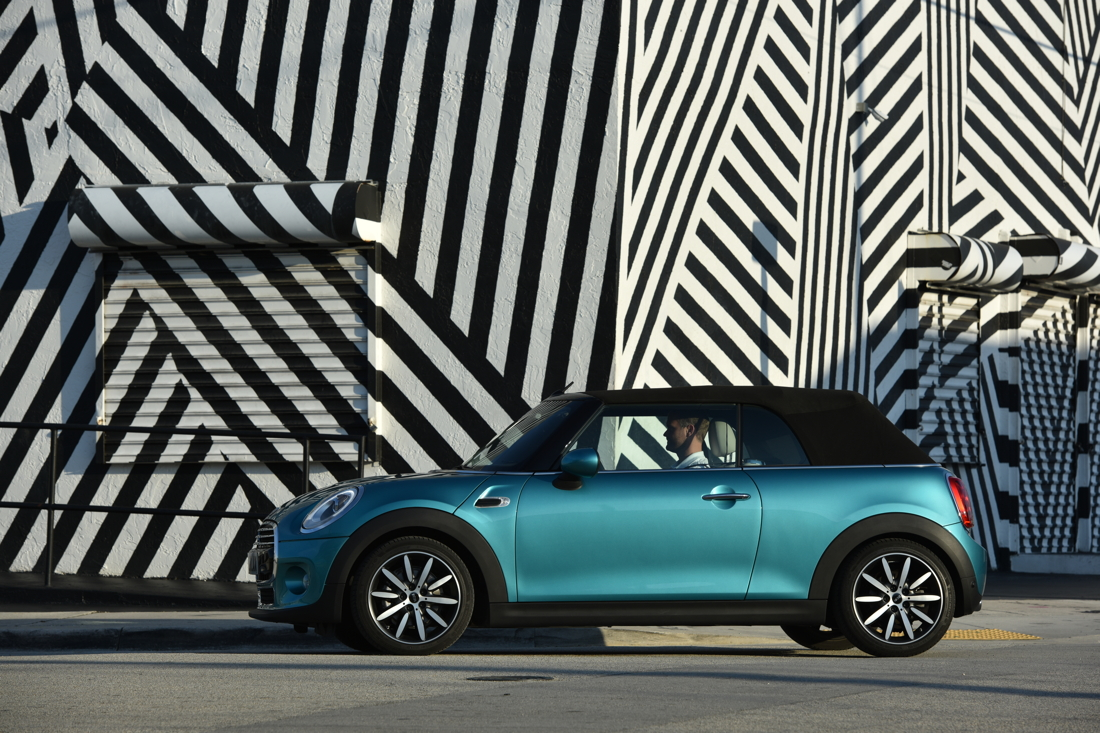 Une nouvelle Mini Cabrio - Photo n°15