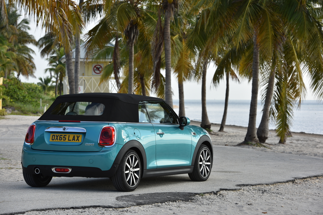 Une nouvelle Mini Cabrio - Photo n°17