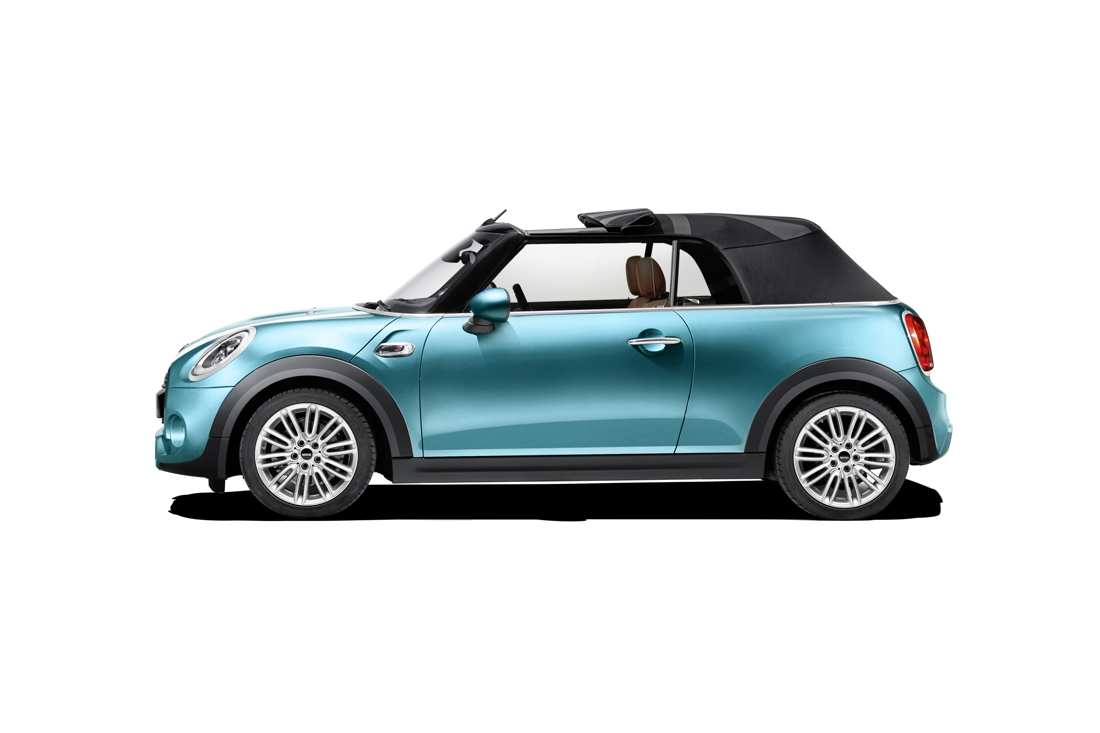 Une nouvelle Mini Cabrio - Photo n°4