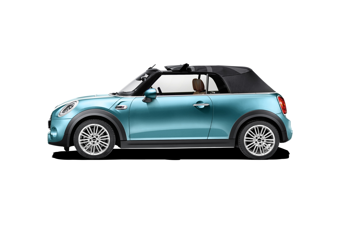 Une nouvelle Mini Cabrio - Photo n°5