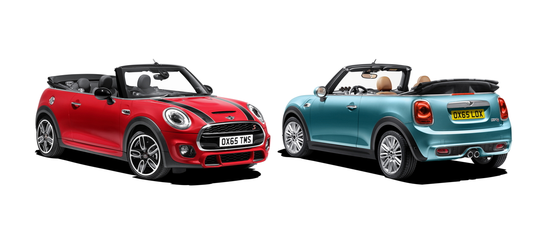 Une nouvelle Mini Cabrio - Photo n°8