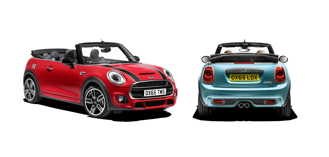 Une nouvelle Mini Cabrio - Photo n°9