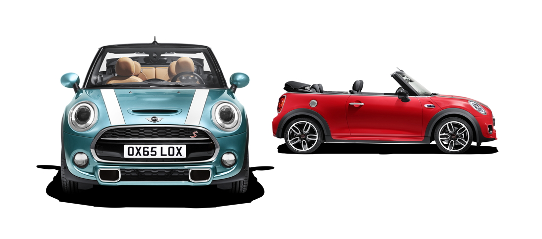 Une nouvelle Mini Cabrio - Photo n°10