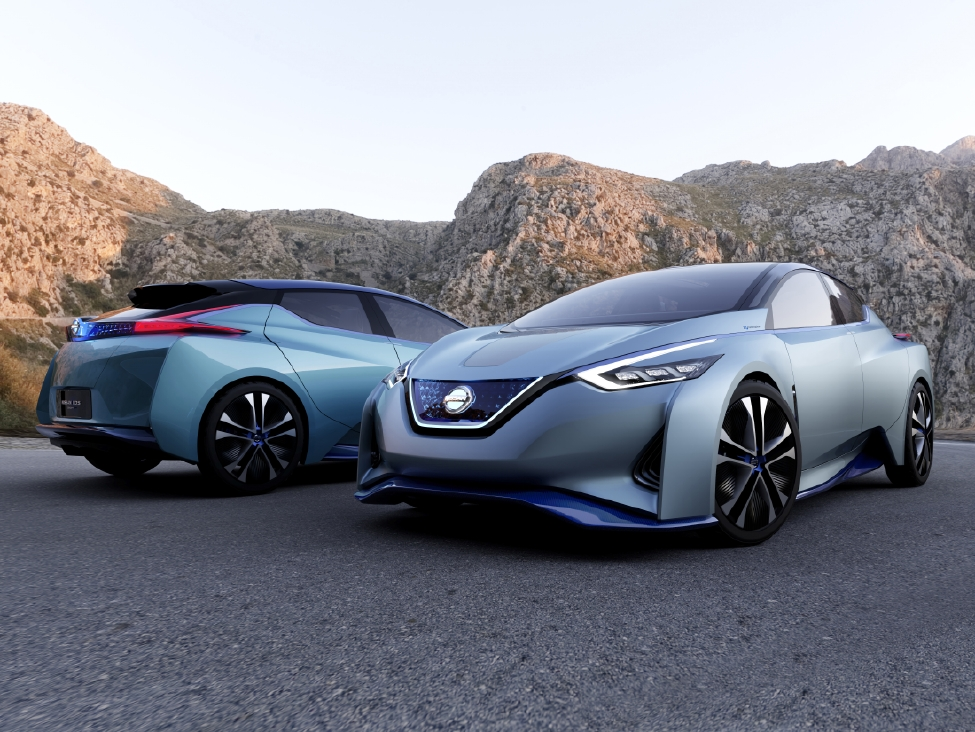 Nissan IDS Concept : Futur optimiste - Photo n°1
