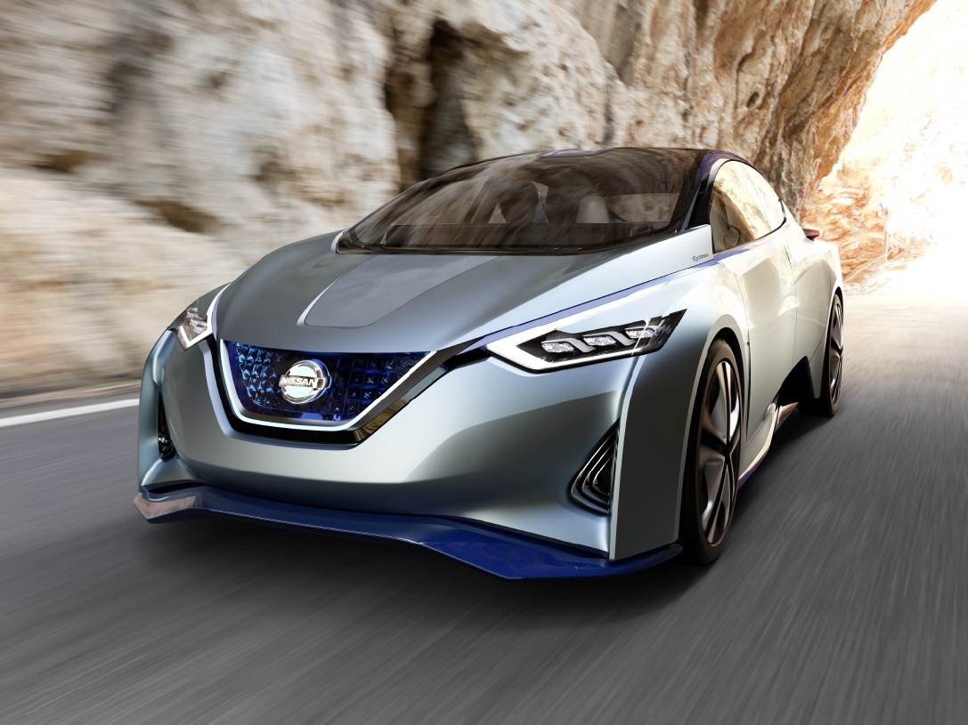 Nissan IDS Concept : Futur optimiste - Photo n°2