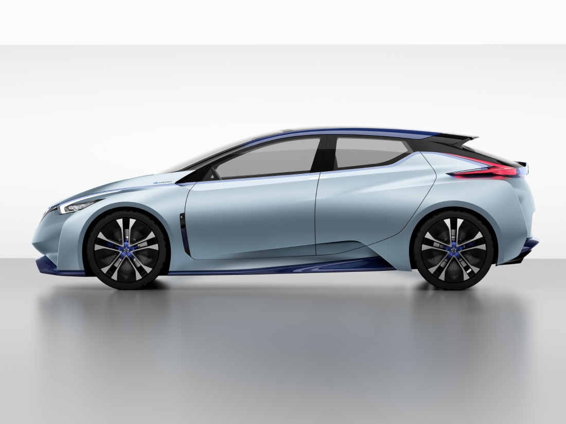 Nissan IDS Concept : Futur optimiste - Photo n°13