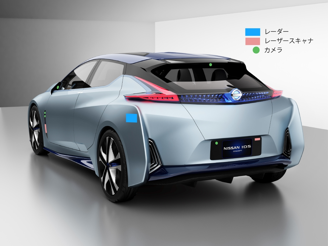 Nissan IDS Concept : Futur optimiste - Photo n°15
