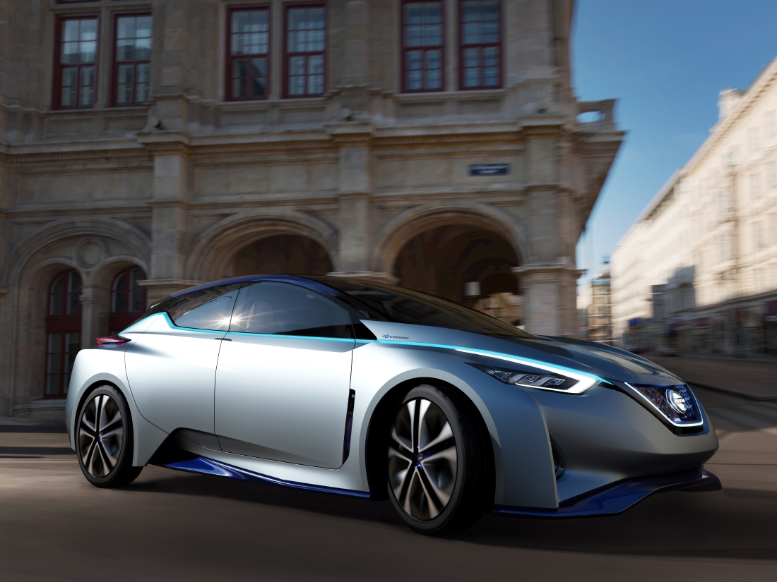 Nissan IDS Concept : Futur optimiste - Photo n°16