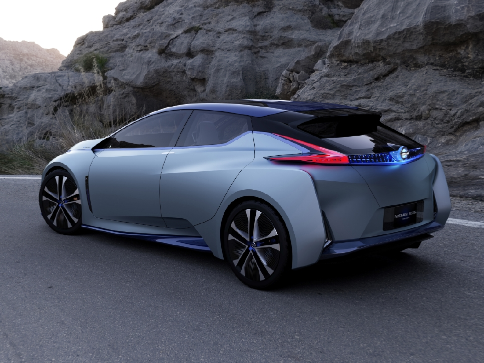 Nissan IDS Concept : Futur optimiste - Photo n°3