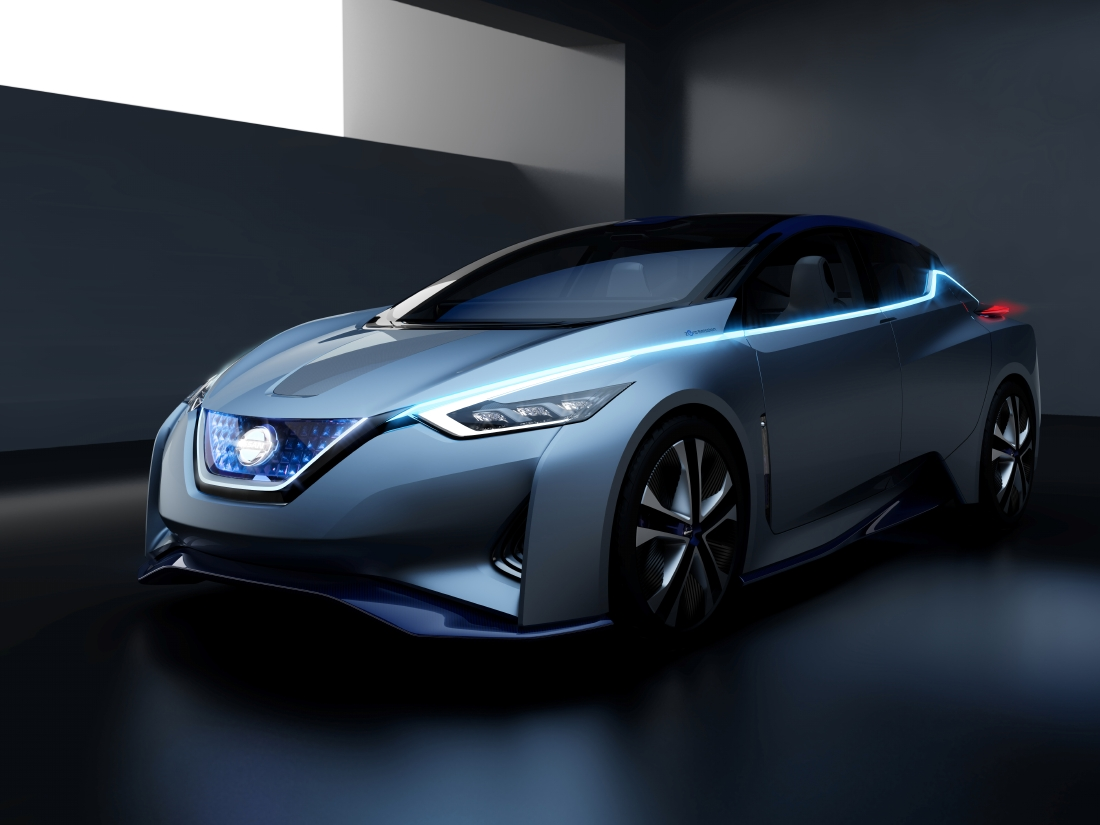 Nissan IDS Concept : Futur optimiste - Photo n°4