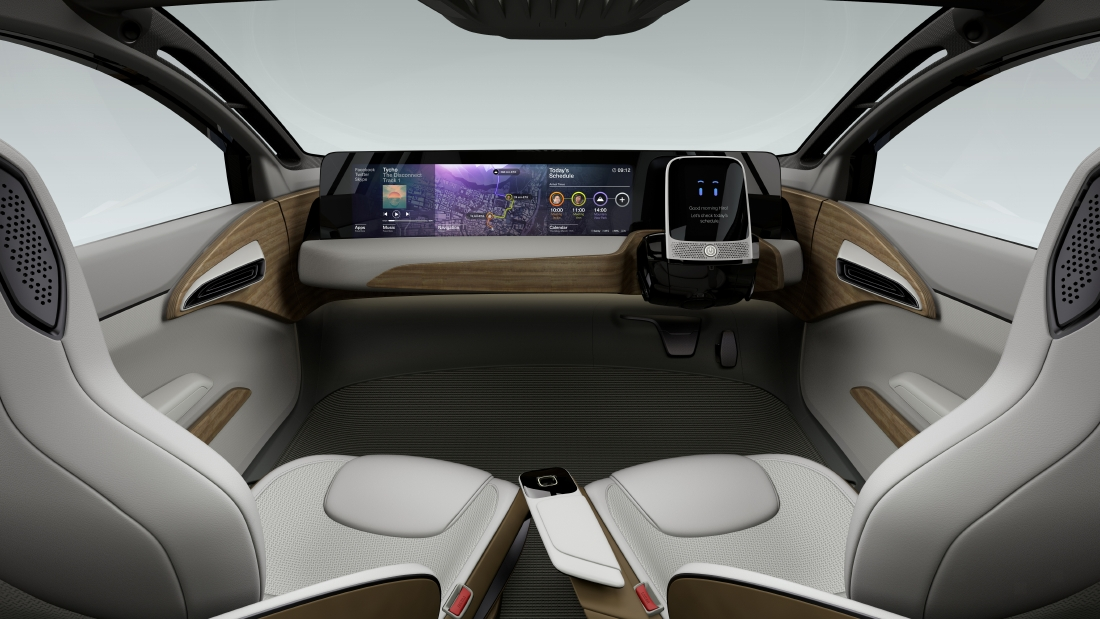 Nissan IDS Concept : Futur optimiste - Photo n°8
