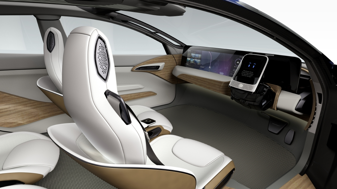 Nissan IDS Concept : Futur optimiste - Photo n°9