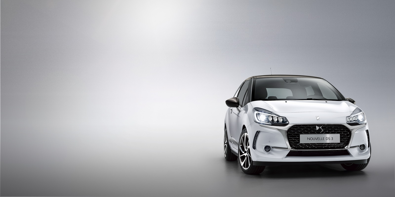 La DS 3 modernisée, adieu les chevrons ! - Photo n°1