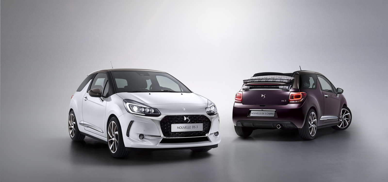 La DS 3 modernisée, adieu les chevrons ! - Photo n°5