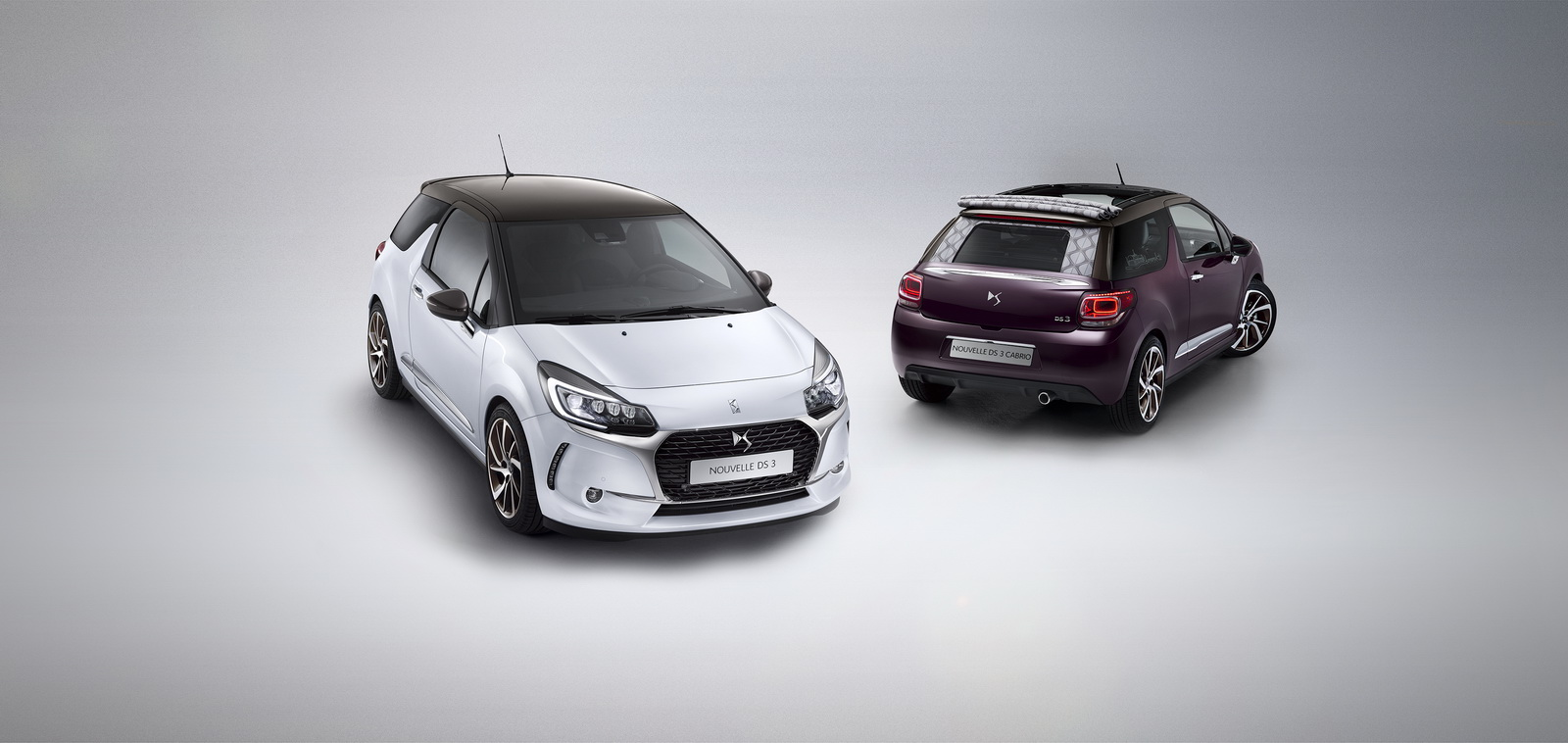 La DS 3 modernisée, adieu les chevrons ! - Photo n°6