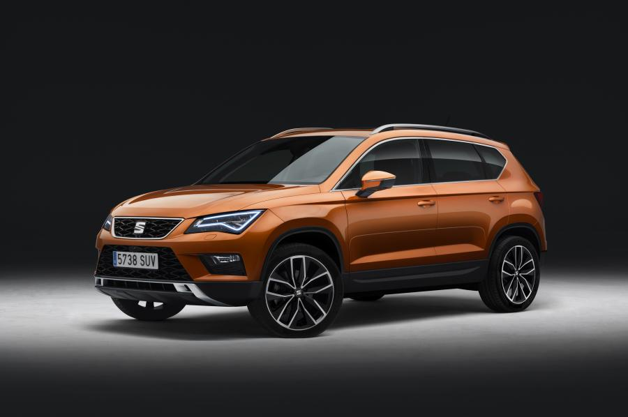 Le premier SUV Seat : l'Ateca - Photo n°1