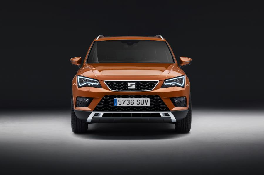 Le premier SUV Seat : l'Ateca - Photo n°2