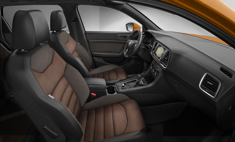 Le premier SUV Seat : l'Ateca - Photo n°13