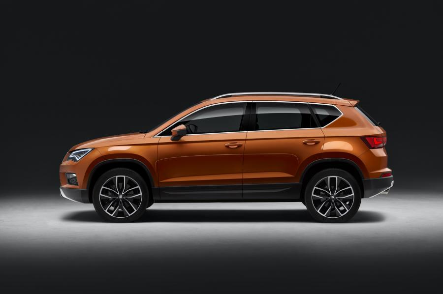 Le premier SUV Seat : l'Ateca - Photo n°3