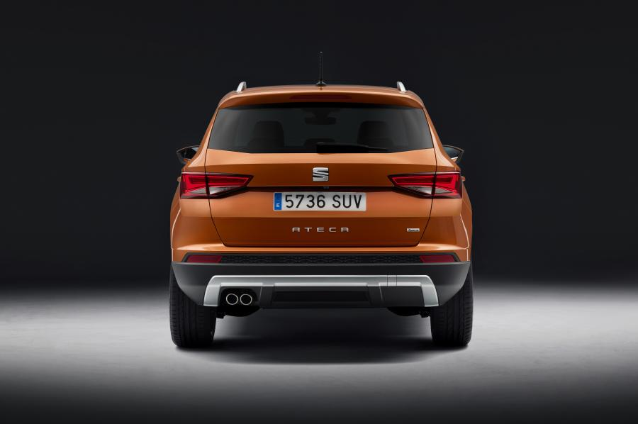 Le premier SUV Seat : l'Ateca - Photo n°6