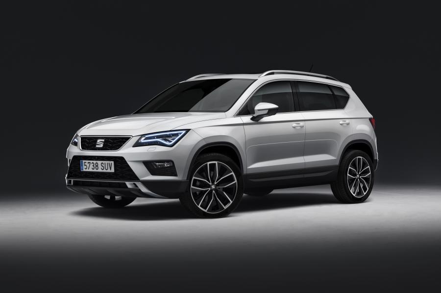 Le premier SUV Seat : l'Ateca - Photo n°9
