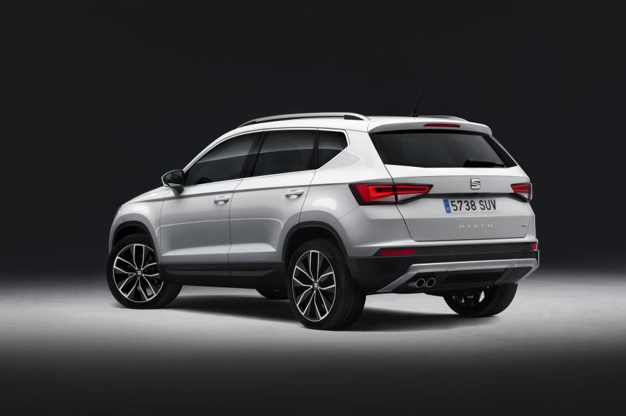 Le premier SUV Seat : l'Ateca - Photo n°10