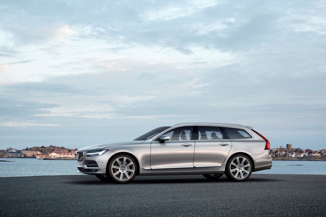 Volvo V90 : Le break premium - Photo n°2