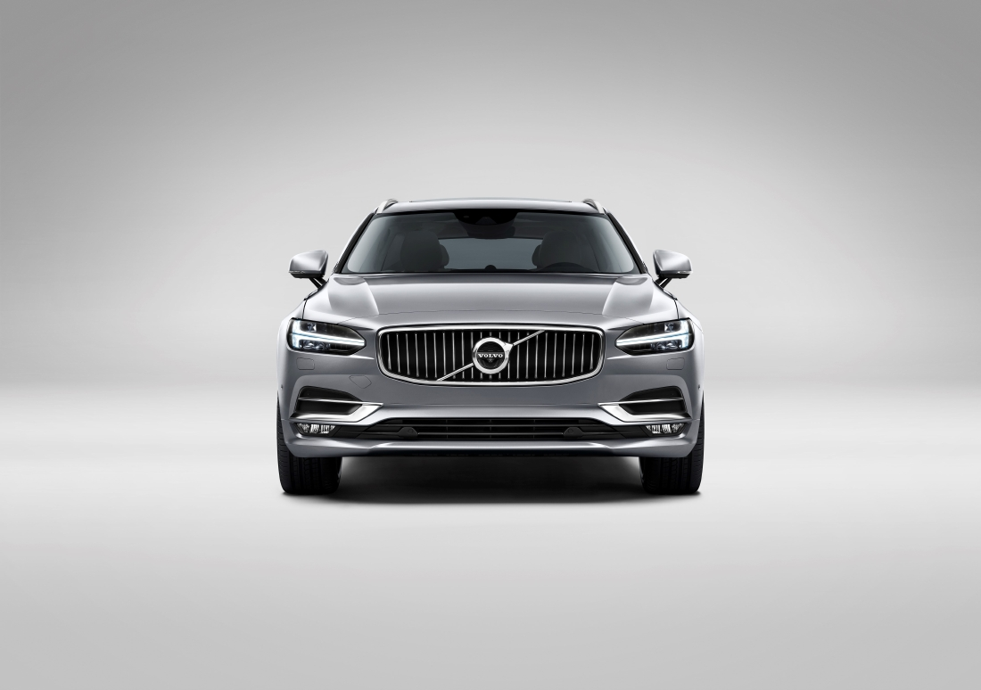 Volvo V90 : Le break premium - Photo n°11