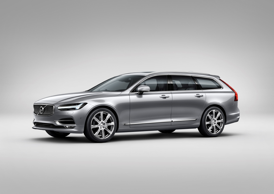 Volvo V90 : Le break premium - Photo n°12