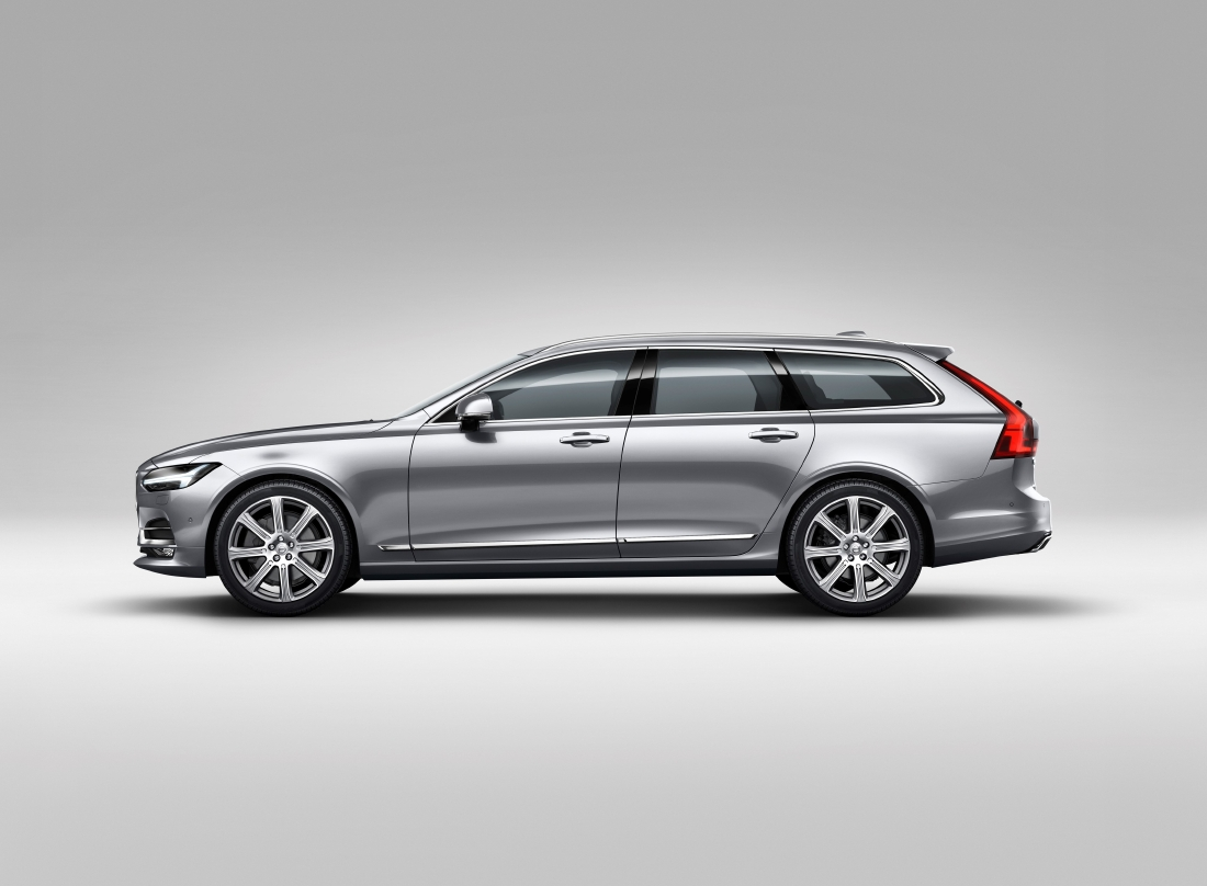 Volvo V90 : Le break premium - Photo n°13