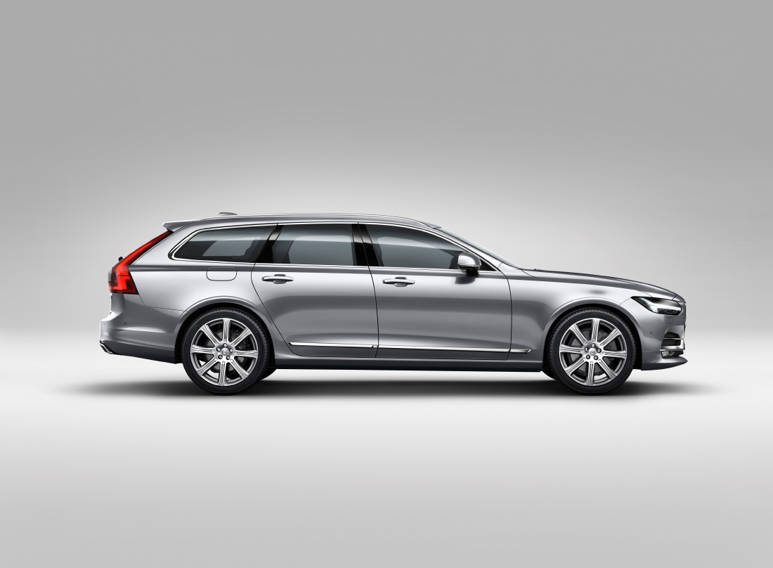 Volvo V90 : Le break premium - Photo n°14