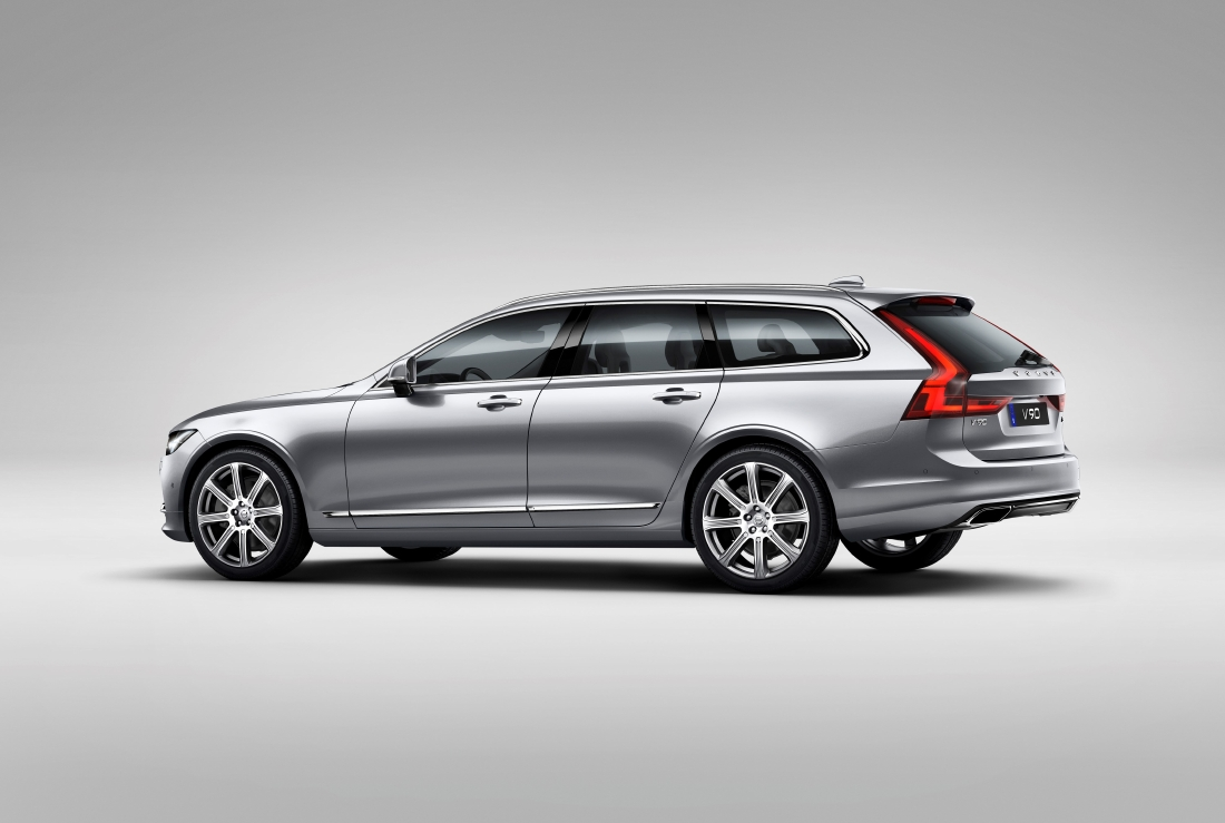 Volvo V90 : Le break premium - Photo n°15