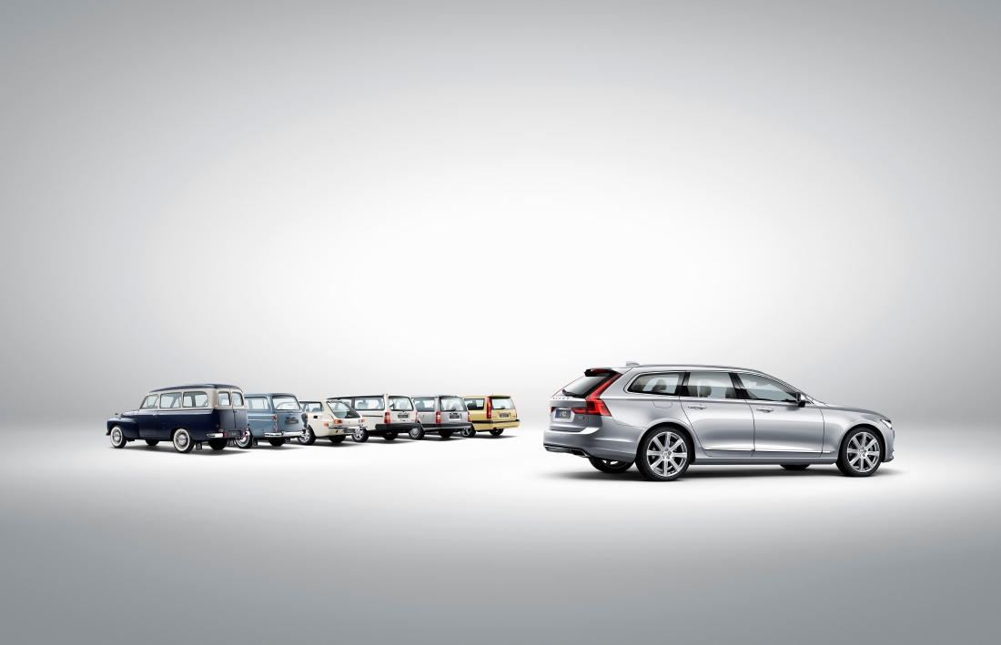 Volvo V90 : Le break premium - Photo n°19