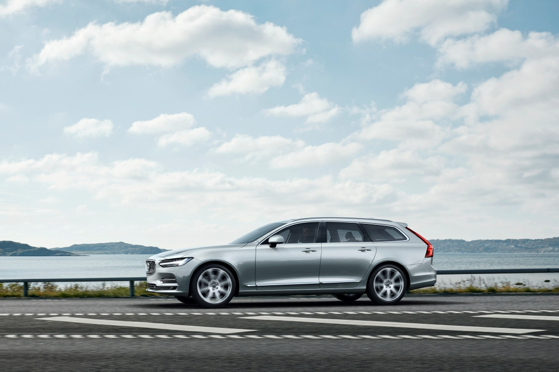 Volvo V90 : Le break premium - Photo n°3