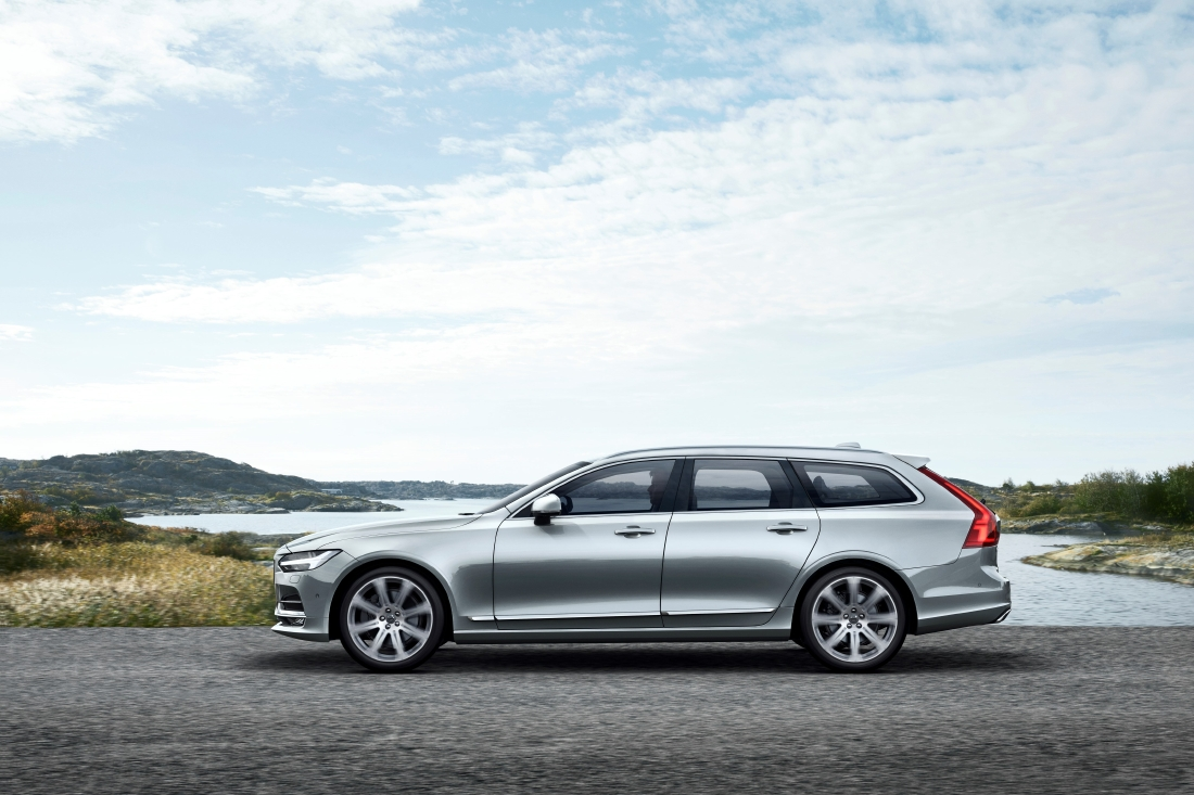 Volvo V90 : Le break premium - Photo n°4