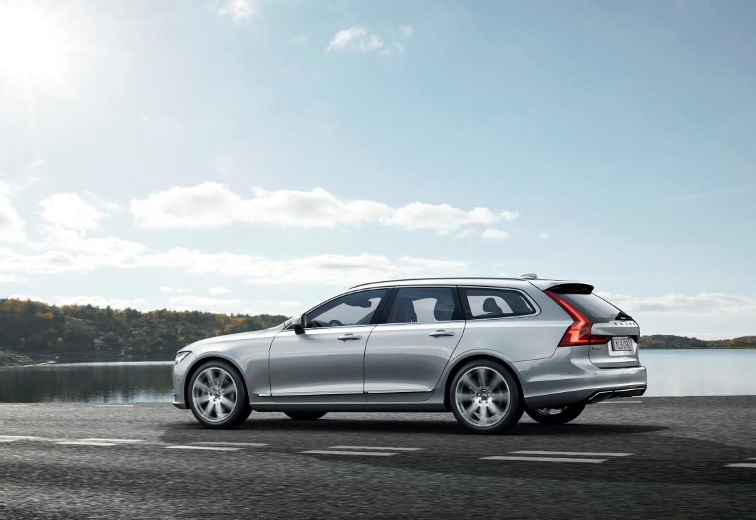Volvo V90 : Le break premium - Photo n°5