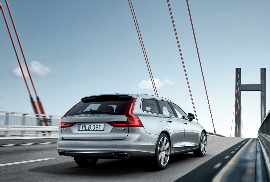 Volvo V90 : Le break premium - Photo n°6