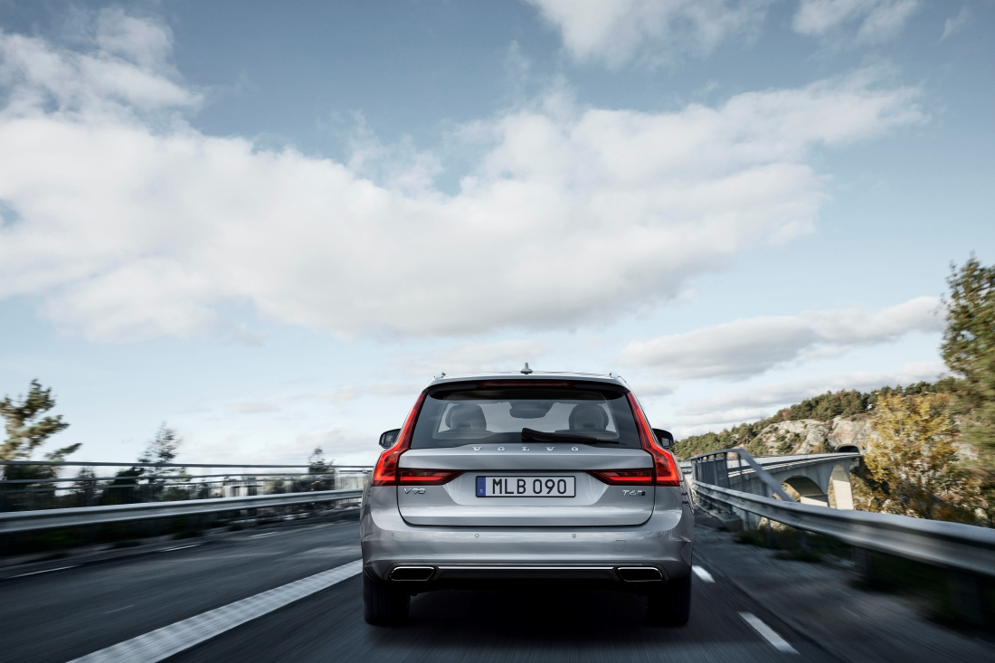 Volvo V90 : Le break premium - Photo n°7