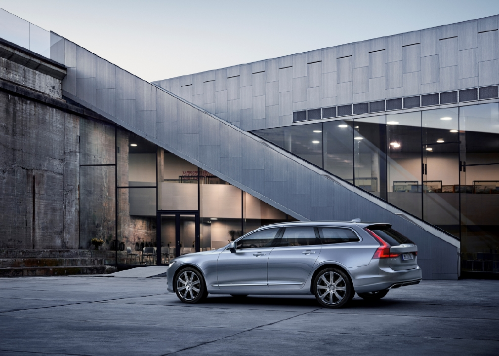 Volvo V90 : Le break premium - Photo n°8